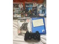 Ps3 games bundle + original Sony controller
