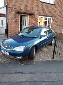 Ford Mondeo zetec 2.0 tdci spares or repair