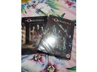 The orignals season 1-2