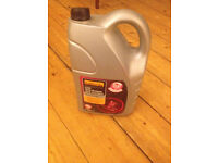 £5 5l Halfords OAT Anti-Freeze and Coolant