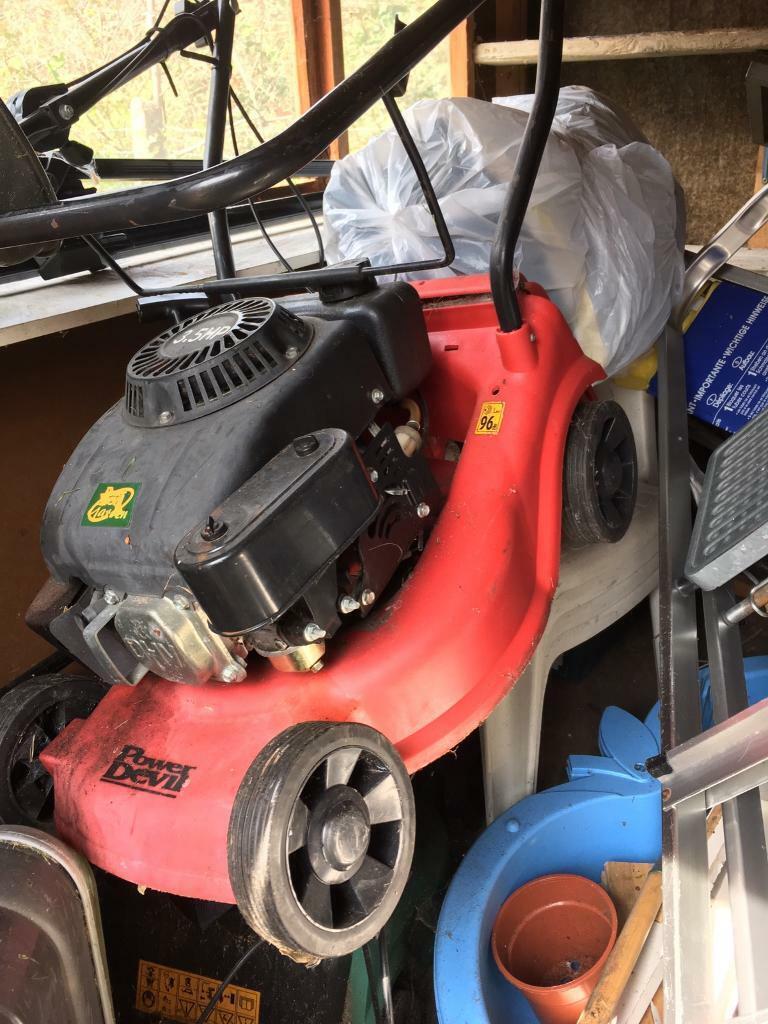 2 X petrol lawnmowers (not working) | in Poole, Dorset | Gumtree