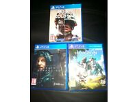 Ps4 games bundle cold war call of duty