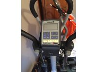 Cross trainer for sale hardly used