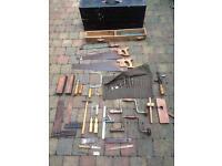 Vintage Cabinet Makers Tool Set