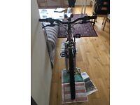 Trax girl bike