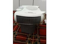 **** PORTABLE small ELECTRIC HEATER ****