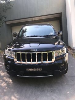 JEEP GRAND CHEROKEE LIMITED 4x4 BLACK