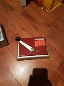 Premier Supermatic Cigarette maker machine