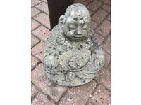 Buddha garden ornament..
