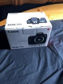Canon 77D body only