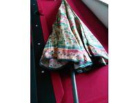 Garden parasol/sunshade