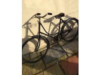 1930's Maggie bike
