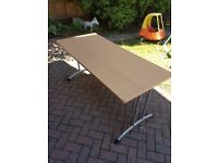 Fold away Trestle Table (free Local delivery