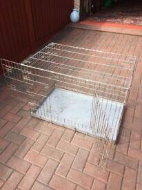 Medium Large Silver Cage