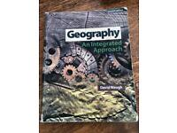 Geography book - An integrated Approach
