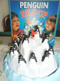 Ravensburger Penguin Pile Up Board Game