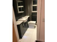 Labourer required for bathroom fitting company