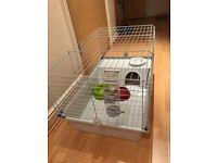 Rabbit ,guinea cage .