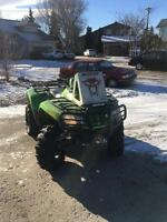 Arctic Cat quad/atv 2010 550 LE