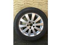 "VW Passat 16"" alloy wheel"