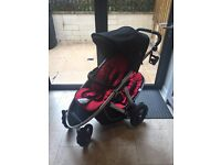 Phil & Teds Verve double pushchair