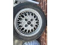 Ford Snowflake Alloy Wheels X 5