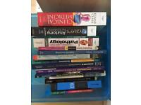 Medical textbook bundle