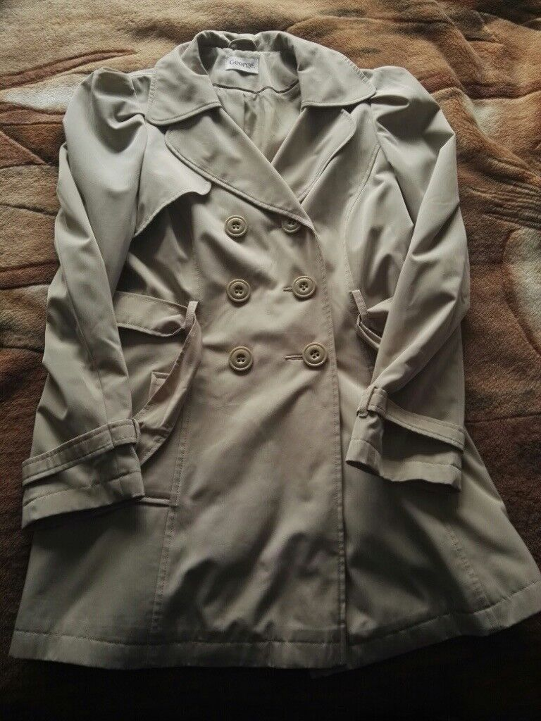 George Mac Coat UK 12