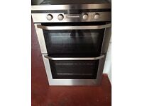 AEG Competence Built In Electric Fanned Double Oven