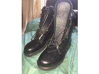 Riot boots