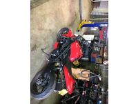 ducati streetfighter 1098 termignoni exhaust remap