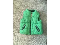 Toddler Body Warmer/Gillet