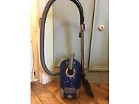 Miele S4212 plus Vacuum cleaner lightweight