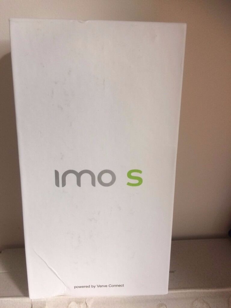 Verve imo s brand new not opened
