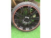 """Bmw alloy wheels 19"""""""