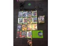 Xbox original bundle +23 Games