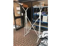Cheshunt Hydroponics Store - used carbon filter stand