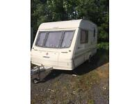 Bailey discovery 2 berth XL 1997