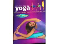 Complete book of Yoga Hardback as new