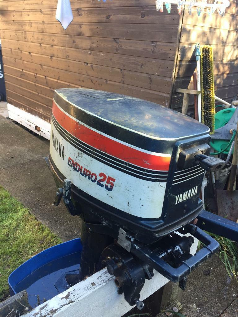 Yamaha 25 hp Outboard | in Kingswood, East Yorkshire | Gumtree