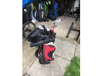 Kids Dunlop Golf Starter set Sports Direct