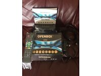 Open Box V9S Digital Satelitte Receiver