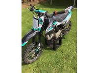 2017 superstomp 120cc pit bike