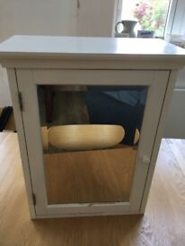 White Company Brighton Mirror Cabinet