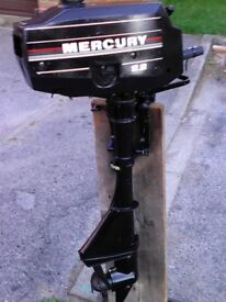 MERCURY 2.2 BOAT OUTBOARD S SHAFT GOOD CONDITION