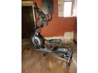 Schwinn 470i elliptical cross trainer. 2 years old - light home use - very good condition.