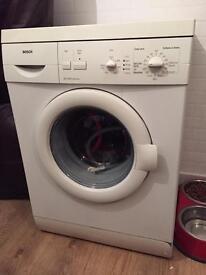 bosch 1000 washing machine