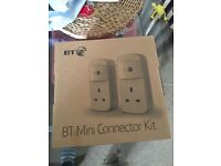 Brand New Sealed - BT Mini Connector Kit