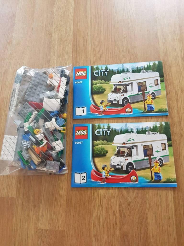Lego City Camper Van In Shiremoor Tyne And Wear Gumtree