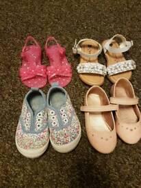 Toddler Size 4 shoe bundle